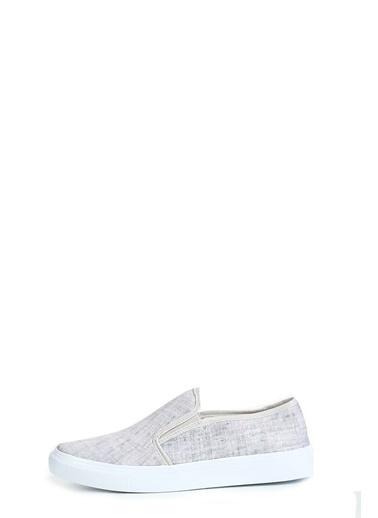Collezione Grimelanj Düz Tabanlı Erkek Ayakkabı Gri